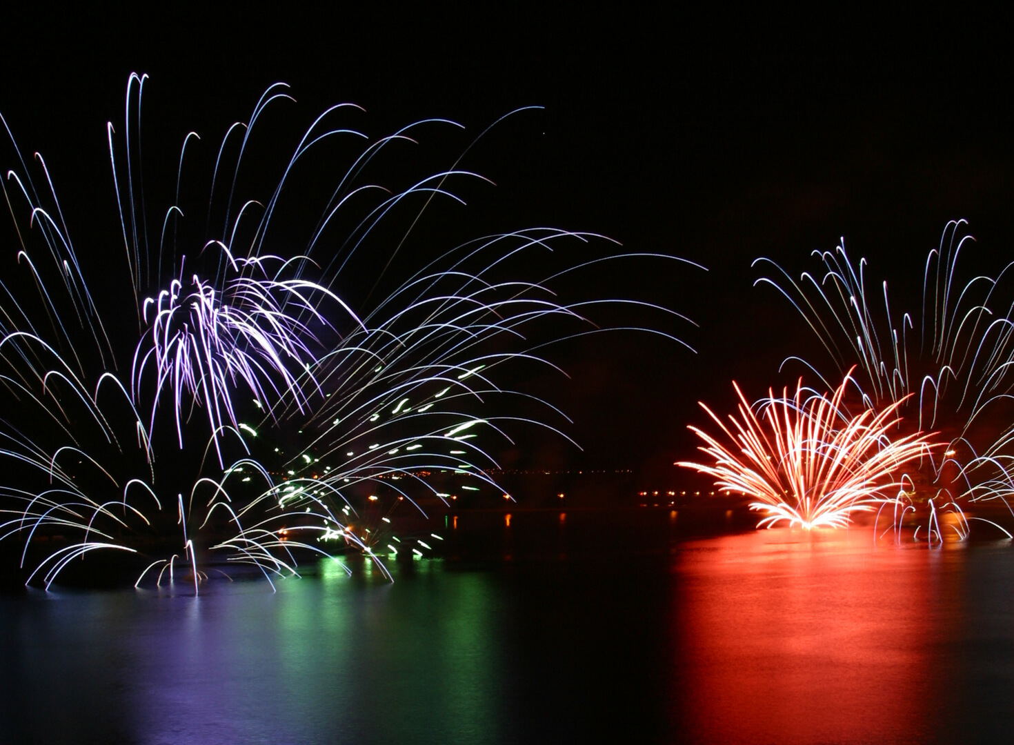 Professional Firework Displays | Entertainment Effects