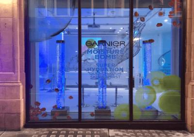 Garnier – Moisture Bomb Launch