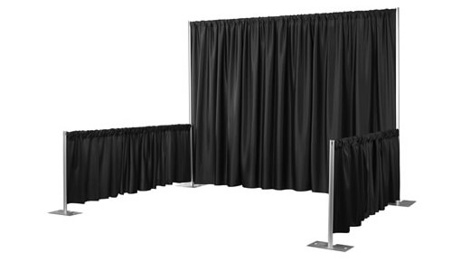 Pipe & Drape Hire