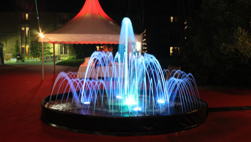 Fountain Hire
