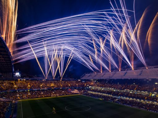 Pyrotechnics – Premier League Football