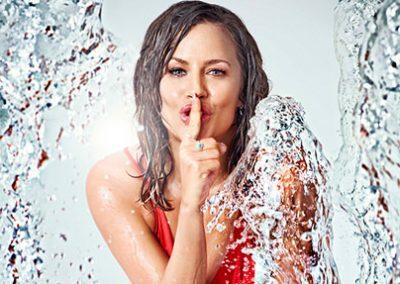 Bespoke Water Fountain – Zeo Drinks Promotion