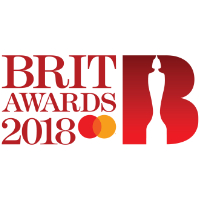 Brit Awards logo 2018