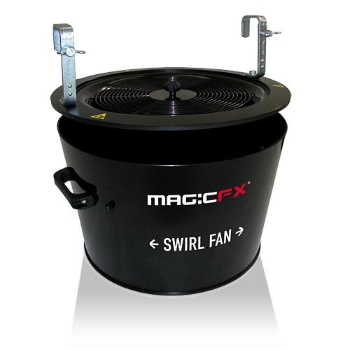 Swirl Fan