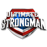 ultimate strong man logo