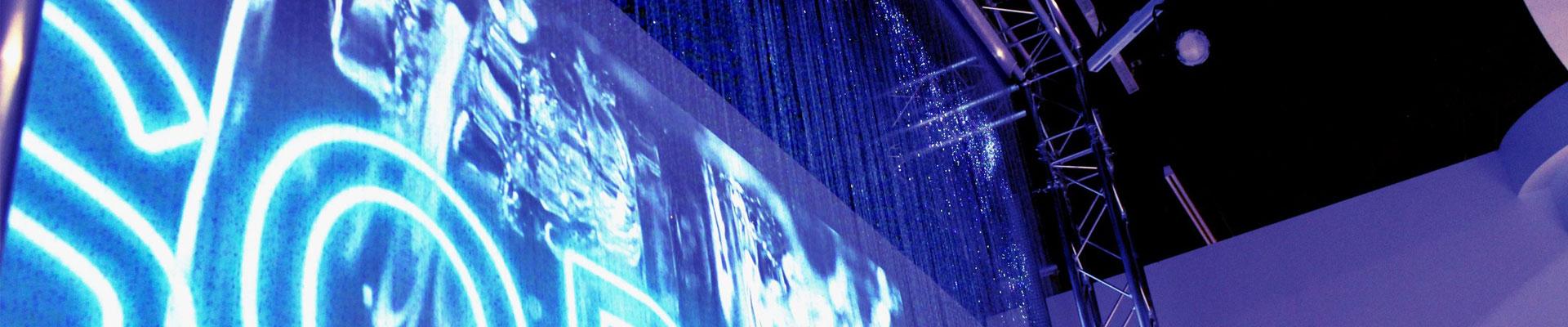 Rain Curtain For Justin Bieber Waxwork At Madame Tussauds