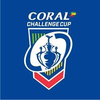 Coral challenge cup logo