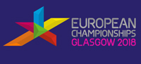 Glasgow European Championships 2018 logo