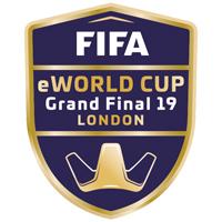 FIFA eWorld Cup 2019 logo
