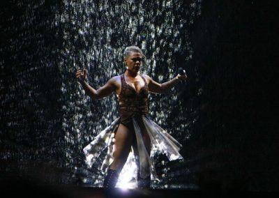 Pink at The BRIT Awards
