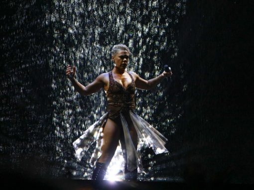 Pink at The BRIT Awards