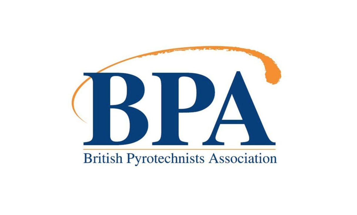 British Pyrotechnics Association logo