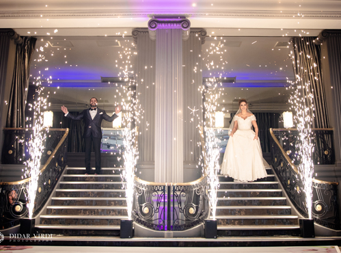 Grosvenor House Wedding
