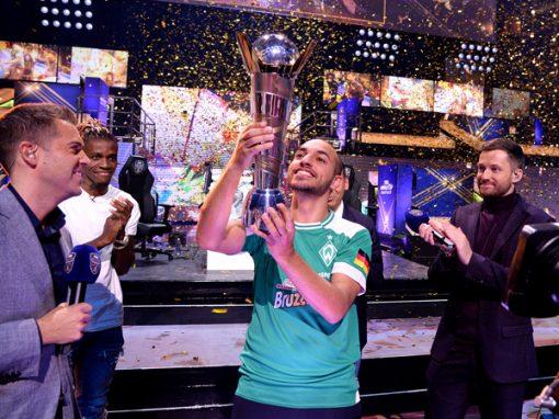 Fifa E-World Cup Final